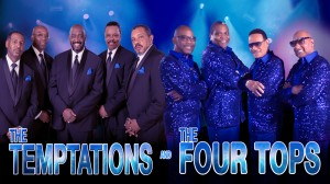 Temptations and Four Tops Web